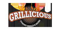 grilicious logo - weblytics client